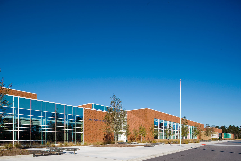 New Hampstead High School - Cornerstone Masonry Group